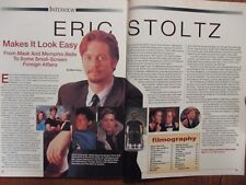 March 13-1993 Harrisburg Pa, TV Host Maga(ERIC STOLTZ/TIM MATHESON/DENNIS MILLER