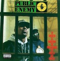 Public Enemy It takes a nation of millions to hold us back (1988) [CD]