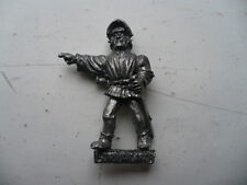 Citadel Warhammer classic 80s Knight F4 Man at Arms Lord Farkley oop