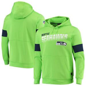 NFL Seattle Seahawks 100th Anniversary Pullover Sweater Sweatshirt Hoodie