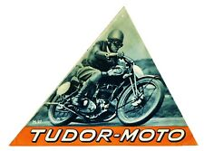 Leaflet Advertising Tudor Motorcycle Years 1930, Condition Superb, Rare