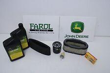 Genuine John Deere Service Filter Kit LG249 GT245 GX255 GX335 X320 X324 X340