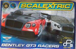 Scalextric Bentley GT3 Racers
