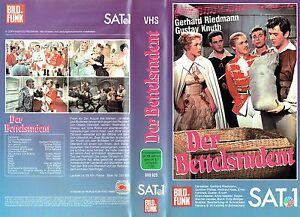 (VHS) Der Bettelstudent - Gerhard Riedmann, Waltraut Haas, Elma Karlowa (1956)