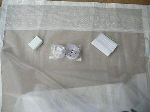 Fly Screen Self Closing Magnetic Premium Patio Door 120cm WIDE x 215cm HIGH