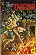 TARZAN OF THE APES (DELL/GOLD KEY) #188 OCT. 1969 - FN/VF (7.0)