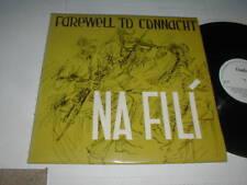 NA FILI' Farewell To Connachet IRISH UK Outlet LP '71 Ireland Celtic Folk Fiddle