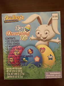Dudley's Eggceptional Decorating Kit