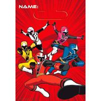 Power Rangers Ninja Steel Party Loot Bags (8)