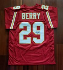 3c4e00ad2 Eric Berry Autographed Signed Jersey Kansas City Chiefs JSA