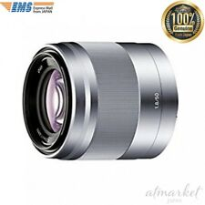 SONY SEL50F18 single focus lens E50mm F1.8 OSS APS-C format dedicated from JAPAN