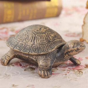 Vintage Turtle Cigarette Ashtray Cigar Accessories Gadget Gift and Decorative