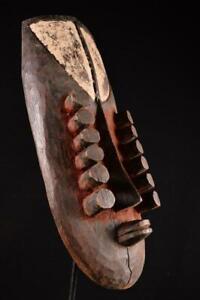 16084a Afrikanische Alte Grebo Maske / Mask Liberia