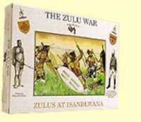 1/32 Zulu War: Zulus at Isandlwana (16) 5028814000042