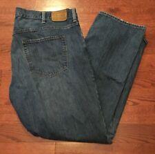 POLO RALPH LAUREN Jeans Men's Blue HAMPTON Straight Leg 44 x 34 44B Big & Tall