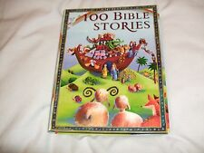 100 Bible Stories-Vic Parker-Paperback Book