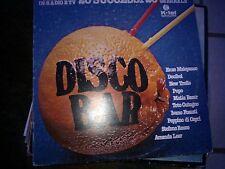 "LP 12"" DISCO BAR KTEL 1980 DECIBEL NEW TROLLS AMANDA LEAR STEFANIA ROTOLO EX"