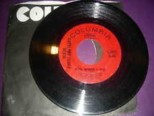"""Pop 45 Blood Sweat And Tears """"And When I Die / Sometimes In Winter"""" Columbia VG+"""