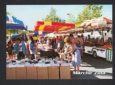 NANTES (44) MARCHANDS de CHAUSSURES & de FRUITS au Marché ZOLA animé en 1996