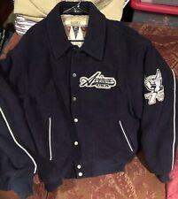 Men's Avirex Vintage Varsity Jacket, Xxl