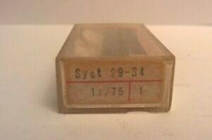 Vintage Singer Industrial Overlocker Sewing Machine Needles - 15 needles