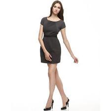 $280 Theory Joena Notorious Dress Size 8 NEW NWT NWD Designer Dress Tag Torn