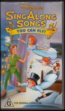 Disney - Sing Along Songs: You Can Fly - VHS