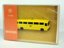 Wiking 1/160 N Scale - N6P Mercedes Benz O 302 Post Model bus