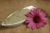 Krauterino24 - Purpursonnenhutkraut gemahlen, Sonnenhutkraut Echinacea  - 100g