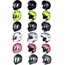 Men's Scooter Modular, Flip Up Motorcycle Helmets