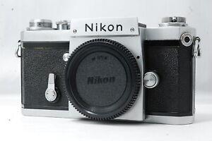 Nikon F 35mm SLR Film Camera Body Only  SN6519237