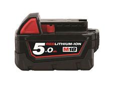 Baterías Milwaukee para herramientas eléctricas de bricolaje