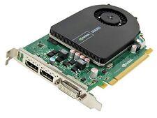 HP NVIDIA QUADRO 2000 1GB GDDR5 SDRAM GRAPHICS CARD PCIe 612952-003 671136-001