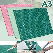 A3 Self Healing Cutting Mat Non Slip Printed Grid Line Knife Board TE274 C6
