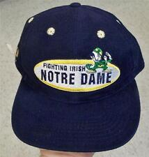 Notre Dame hat VINTAGE snapback RaRe 90's w/ tags RaRe Fighting Irish Pro Player