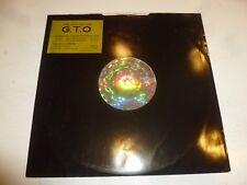 """G.T.O. - Listen to the rhythm flow - 1991 UK 4-track 12"""" Vinyl single"""