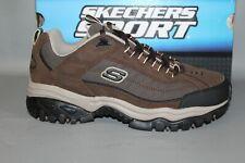 NEW Men's Skechers Sport #50172BRTP Brown Athletic Shoes