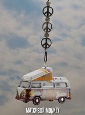 1973 Volkswagen Bus Westfalia Van Camper VW T1 T2 Mirror Hanger Westy Peace Love
