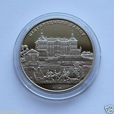PIDHIRTSI CASTLE 2015 Ukraine 5 Hryvnia Coin, Zamek w Podhorcach 1640 Year, UNC