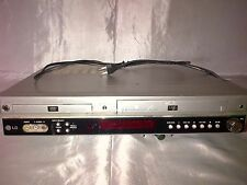 LG DVD/VCR Combo Receiver