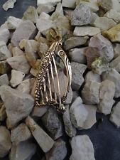 Bronzeanhänger keltische Harfe