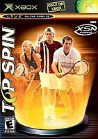Top Spin (Microsoft Xbox, 2003) FACTORY SEALED