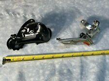 Shimano 105 Derailleur Set FD-5504 Triple + RD-5501 9 Speed