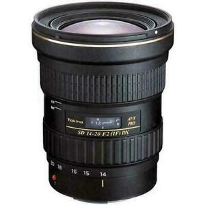 Tokina 14-20mm f/2 AT-X PRO DX for Nikon