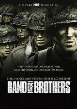 Band of Brothers (DVD, 2014, 6-Discs) WS WWII Europe 101st Airborne