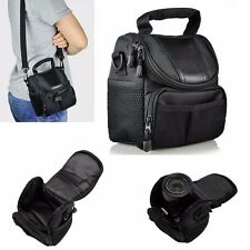 Waterproof Shoulder Bag Nylon Small Camera Case Handbag For Nikon Canon SLR DSLR