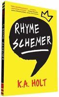 Rhyme Schemer-ExLibrary
