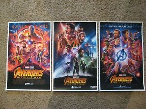"2018 Movie Silk Fabric Poster 11/""x17/"" 24/""x36/"" Infinity War Avengers"
