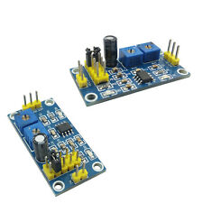 2pcs NE555 555 Timer Module Shield Adjustable Square Wave Signal Generator