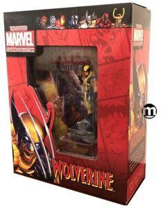 Classic Marvel Figurine Collection Wolverine 1/21 Eaglemoss